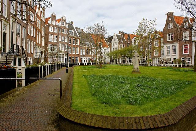 Бегинаж, Амстердам