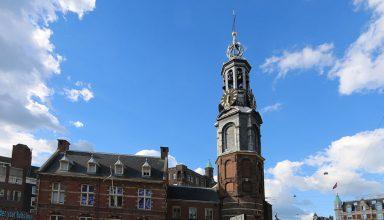 Монетная башня, Амстердам