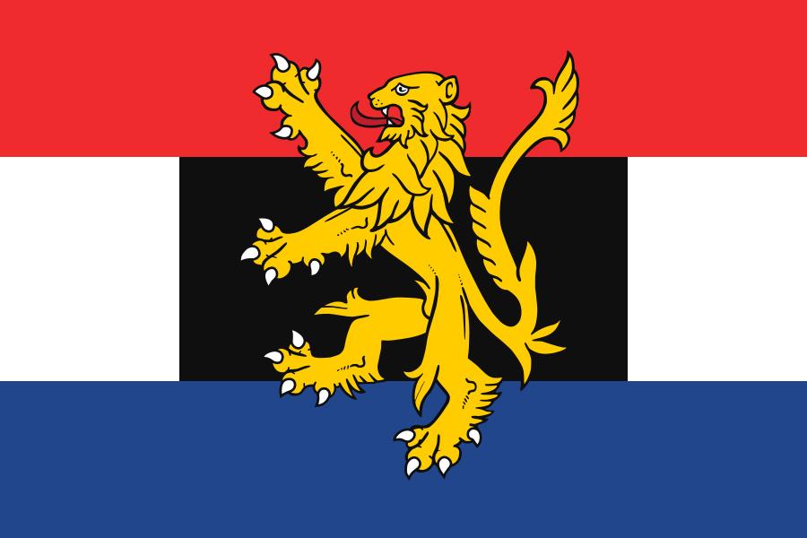 Флаг Бенилюкса