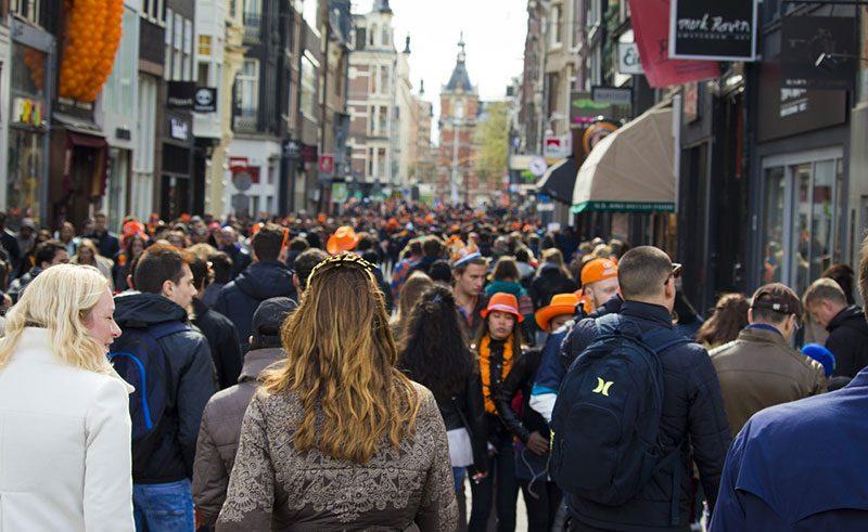 Население Нидерландов (Голландии