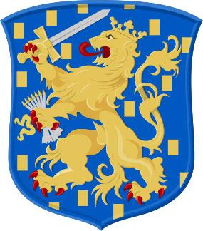 Малый герб Нидерландов