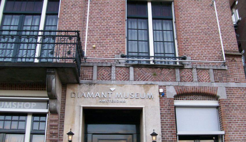 Музей алмазов, Амстердам