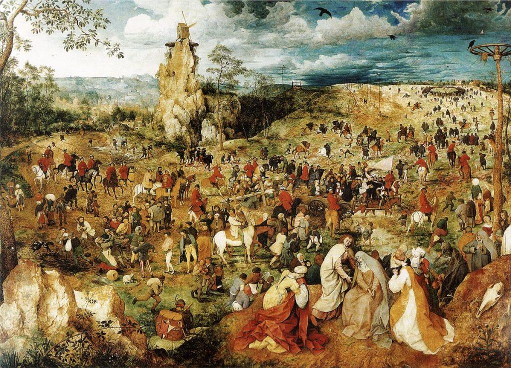 «Путь на Голгофу» («Несение креста»)