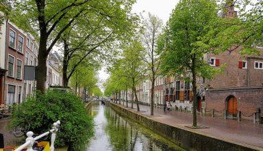 Погода в Амстердаме в апреле