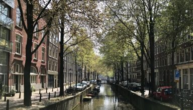 Погода в Амстердаме в мае