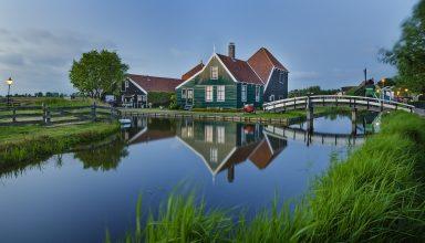 Погода в Нидерландах в мае