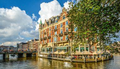 Погода в Амстердаме в августе