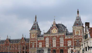 Погода в Амстердаме в январе
